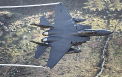 "F-15E Strike Eagle ""Roar 31"" Flight"