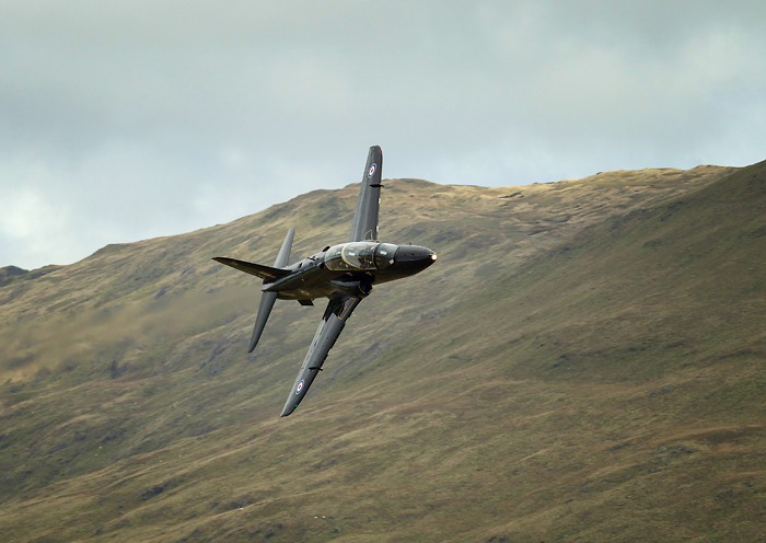 Hawker Siddeley T1 Hawk - 001