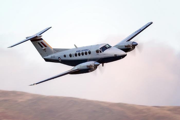 Beechcraft King Air 001