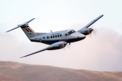 Beechcraft King Air 001