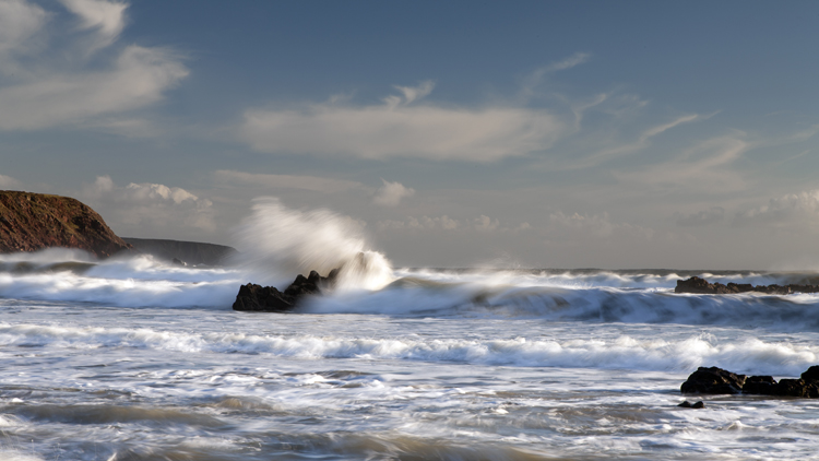Marloes Beach, Pembrokeshire. 004