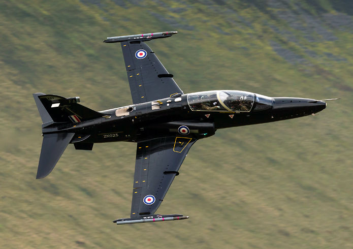 BAE Systems Hawk T2 ZK025