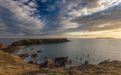 Gateholm & Skokholm Islands - Pembrokeshire.