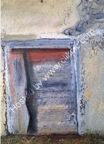Old French Door 2