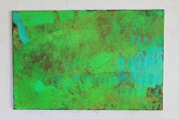 Copper Green