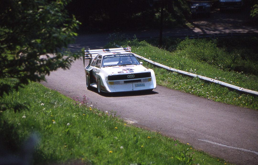 Pikes Peak Audi Quattro