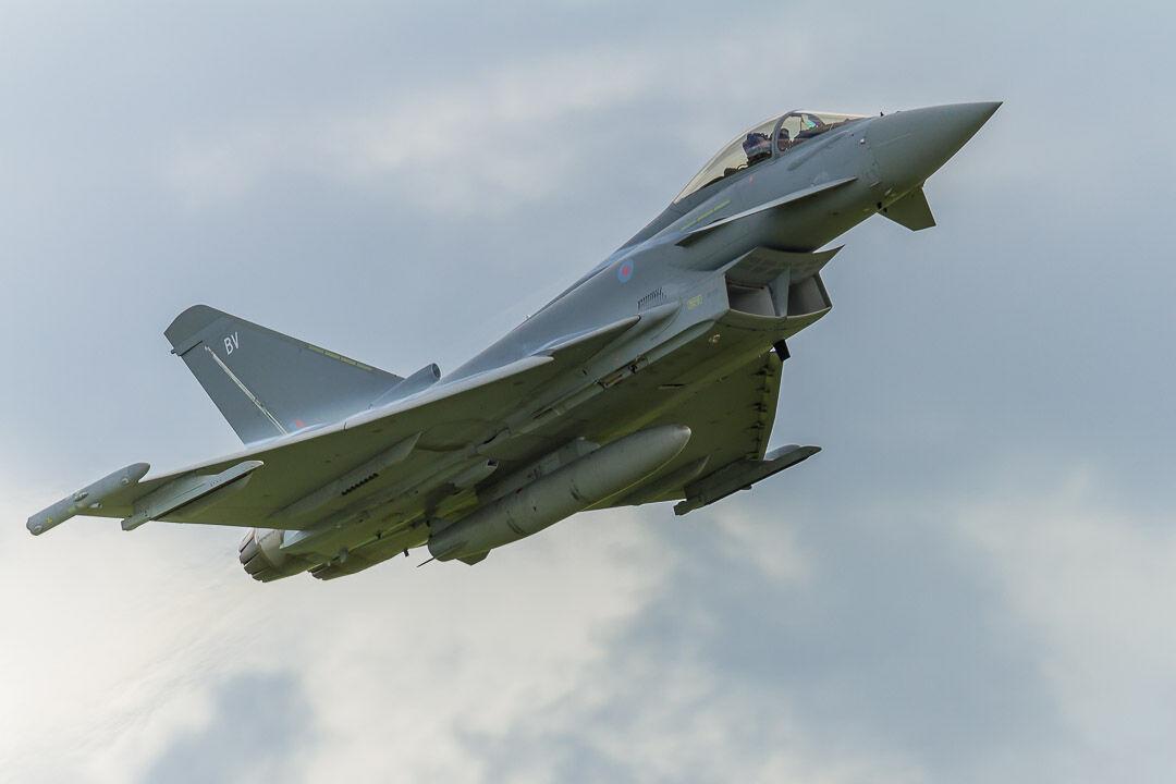 RAF Typhoon FGR4 ZK352