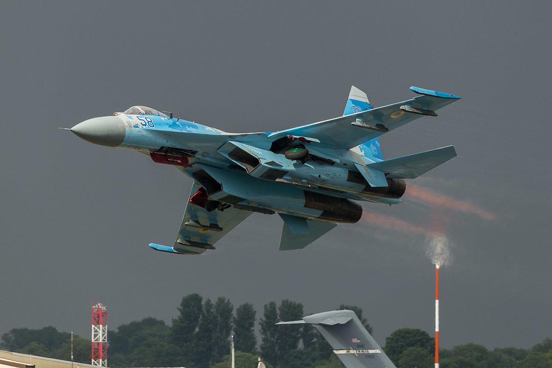 Ukrainian SU27