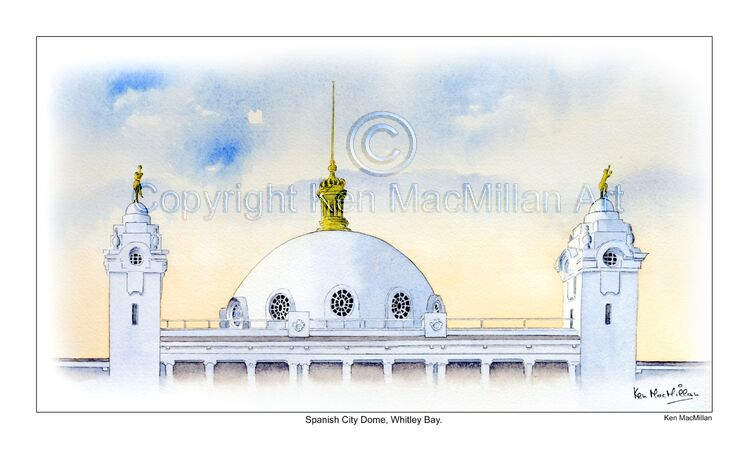 Spanish City Dome, Whitley Bay.