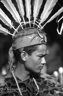 Kenyah Dayak Kalimantan Borneo