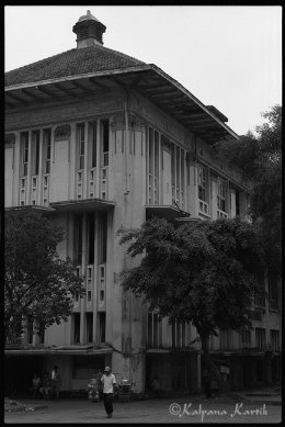 The historic quarter of Jakarta Indonesia