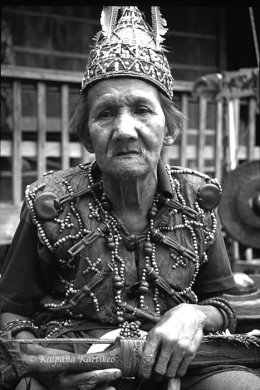 Benuaq Dayak Kalimantan Borneo