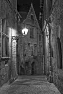 The Medieval town of Sarlat Dordogne France