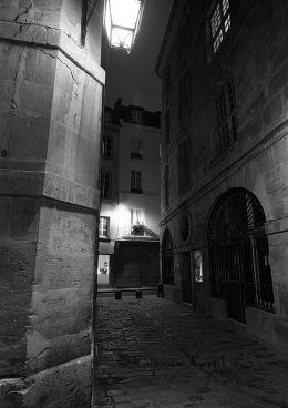 In the Marais Paris France