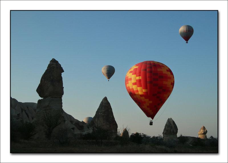 Goreme, Cappadocia.