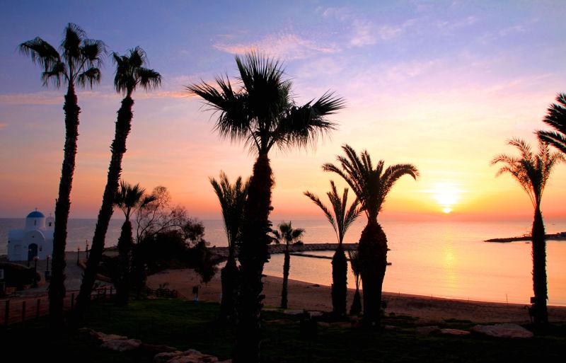 Cyprus Sunrise