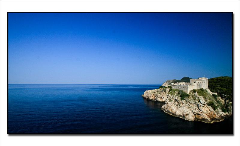 Fortress Lawence, Dubrovnik.