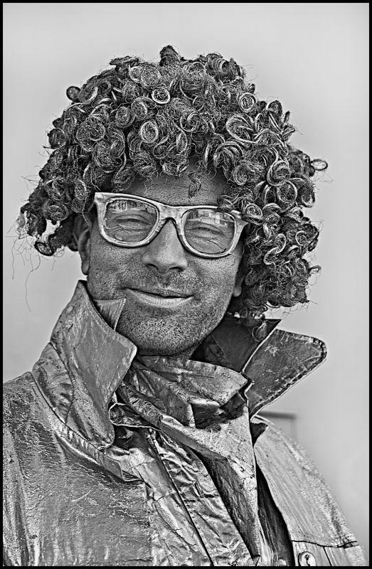 Glyn Davies Portrait
