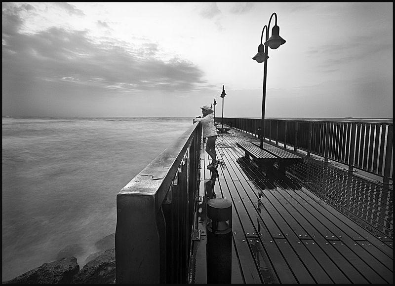 Glyn Davies Monochrome