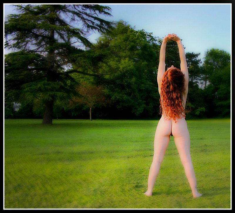 Glyn Davies. Art Nude.