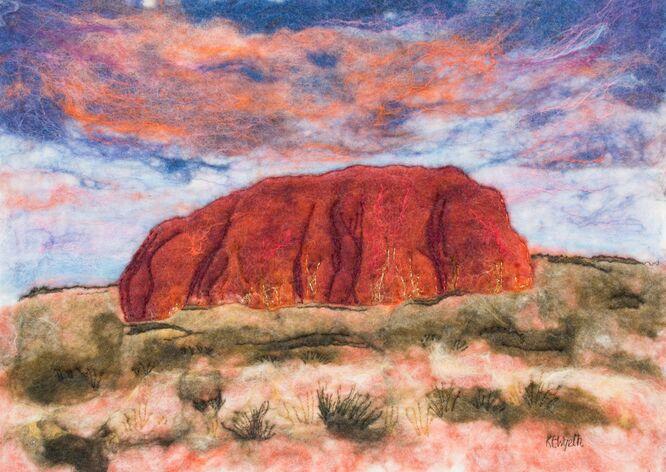 Uluru (Ayres Rock), Australia