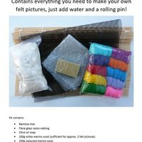 Felt Picture Making Kits