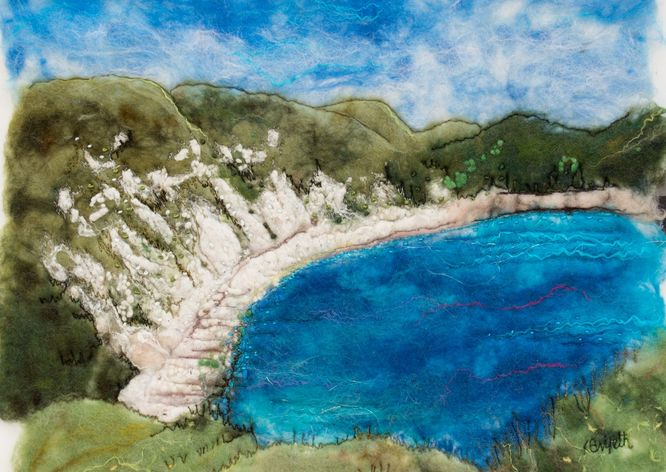Lulworth Cove - sold