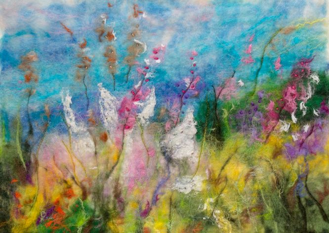 Sunlit Meadow - sold