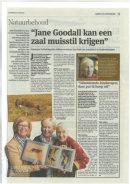 2016 Dr. Jane Goodall in Antwerpen