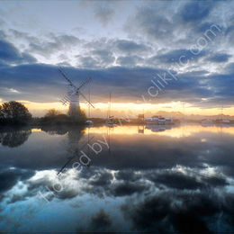 Dawn - Thurne
