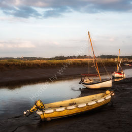 Morston Creek - square format
