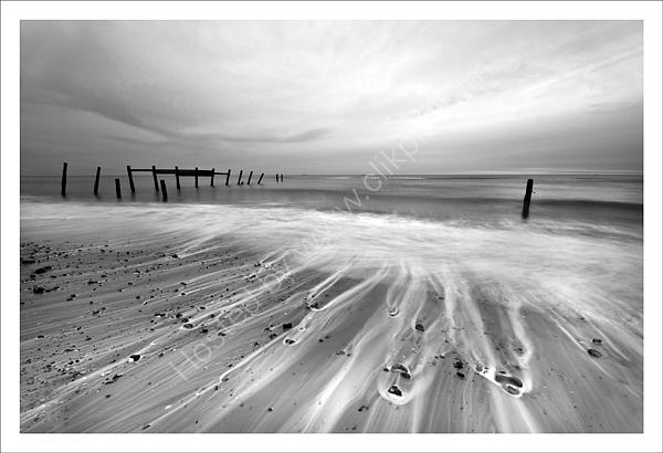 Grey Dawn - Happisburgh