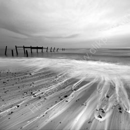 Grey Dawn - Happisburgh