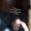 Train Mirror Reflection