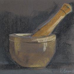 Pestel and Mortar
