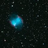 M27 Dumbbell Nebula-2