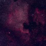 North America Nebula NGC7000 wide view