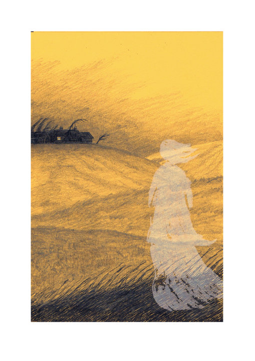 Catherine's Ghost, Wuthering Heights