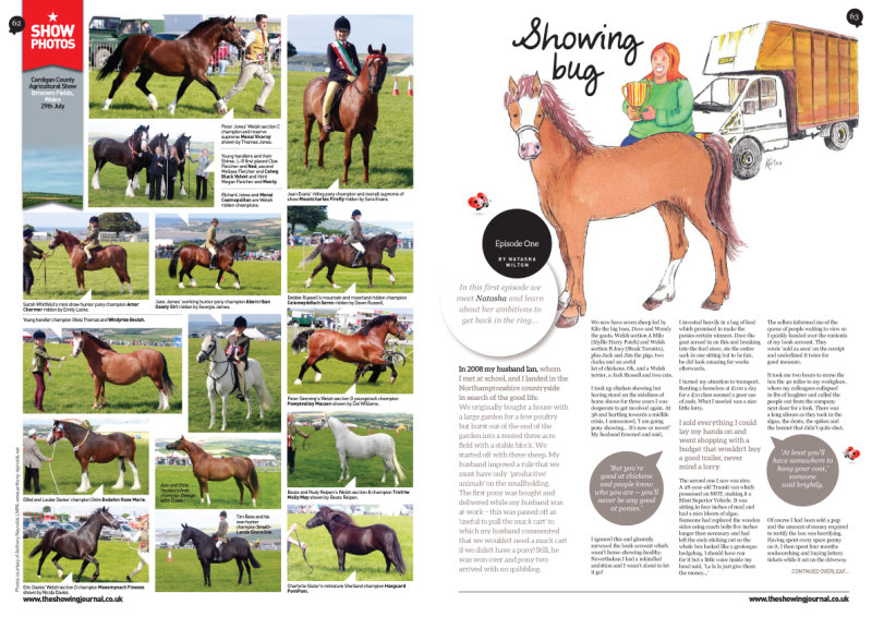 The Showing Journal, September 2015