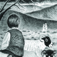 Heathcliff and Catherine's Ghosts on the Moor