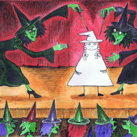Witch Story Idea