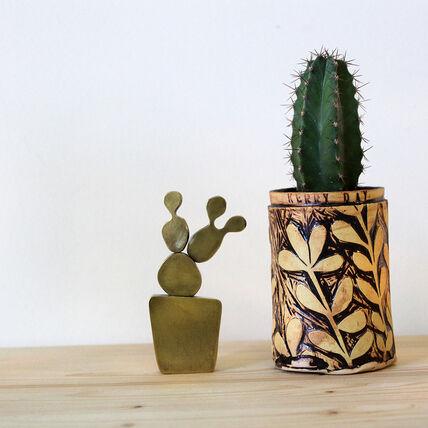 Kerry Day - Cactus - Sculpture
