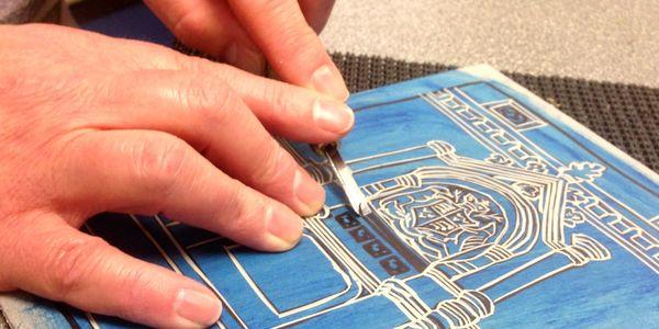 Lino Printing Classes