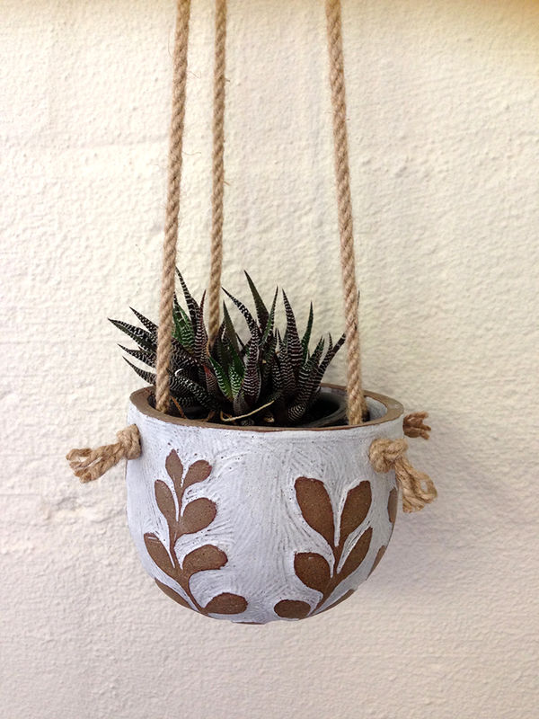 Kerry Day - Ceramic Hanging Planter
