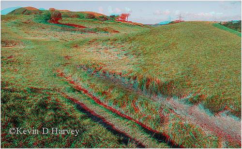 Castle Hill Earthworks 1