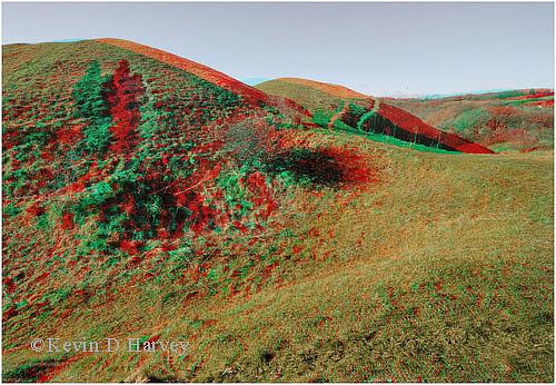 Castle Hill Earthworks 2