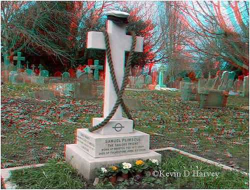 Grave of Samuel Plimsoll at St Martins Church
