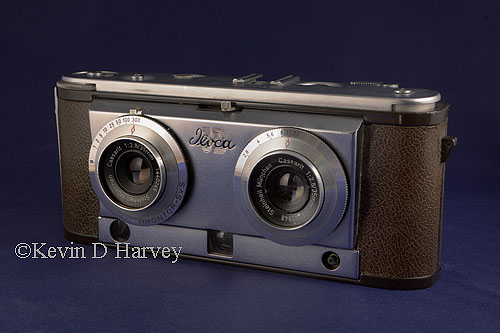 Iloca Stereo Rapid camera