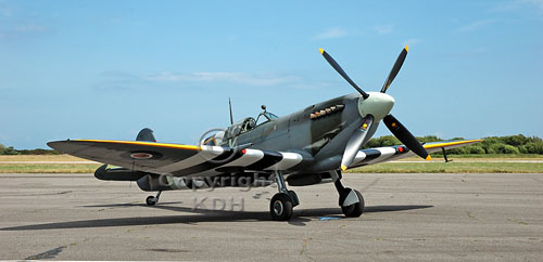The Kent Spitfire MkIXe