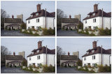 Newchurch Village on the Romney Marsh in 3d.